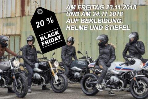 23.11.2018 – BLACK FRIDAY
