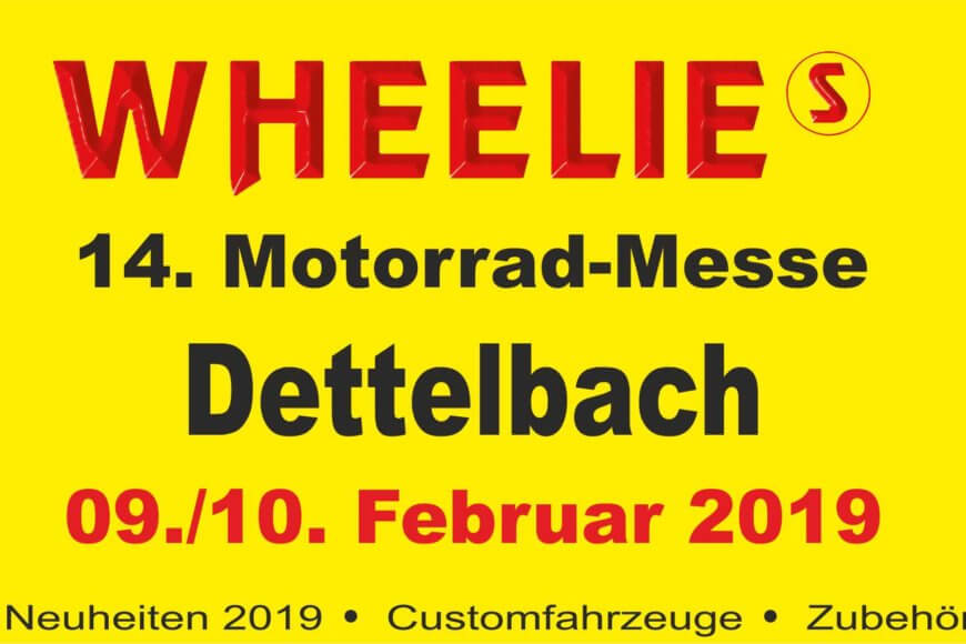 Messe Dettelbach – Wheelies