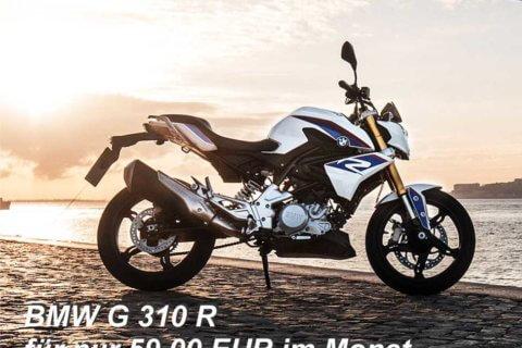 BMW G 310 R im Angebot zu 59,00 EUR