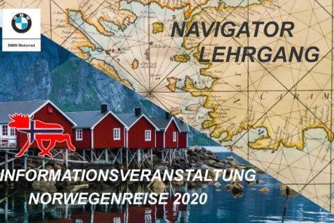 16.11.2019 Navi Kurs und Vorstellung zur Norwegenreise 2020