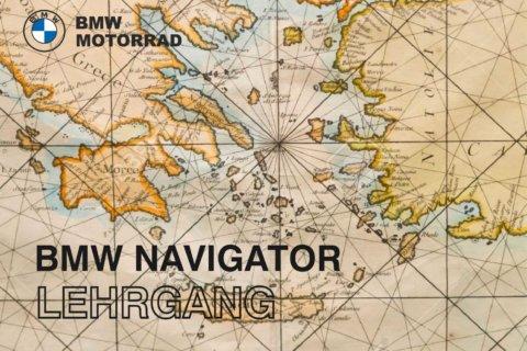 BMW Navigator Kurs bei Motorrad Witzel 02.10. und 09.10.2021