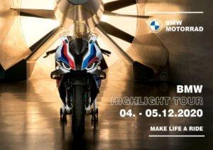 BMW Highlight Tour am 04./05.12.2020