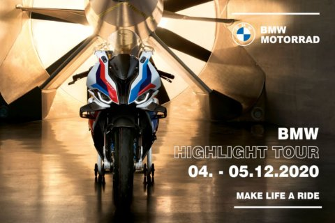 BMW Highlight Tour am 04./05.12.2020