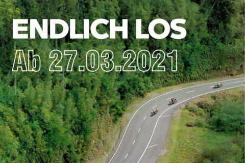 Saisonstart BMW ab 27.03.2021