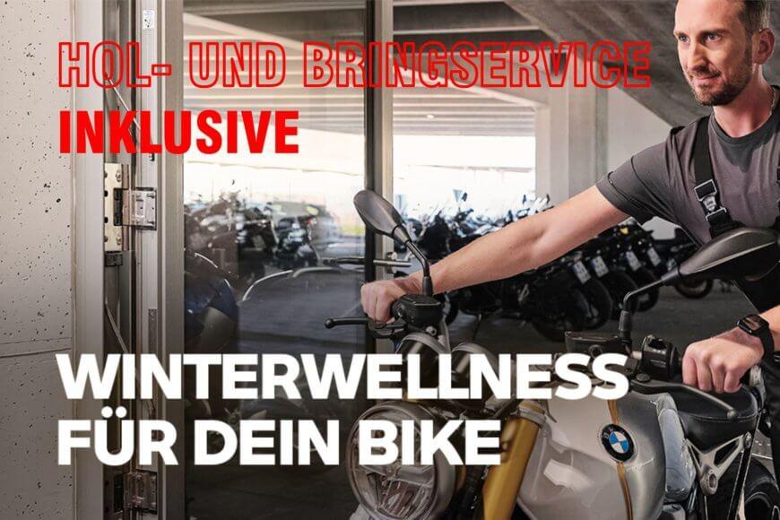 Winterwellness für dein Bike